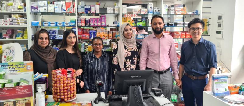 how pharmacy can help bury